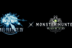 The Final Fantasy XIV & Monster Hunter World crossover event begins in August