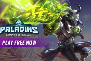 Free-to-play version of Paladins is now available on Switch