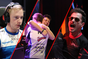 The Gfinity Elite Series Australia finals are this weekend