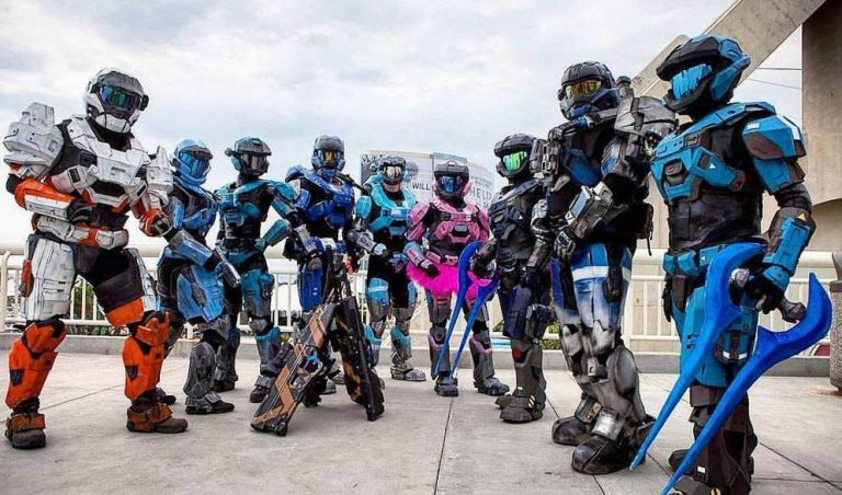 Halo Fireteam Raven launches at Timezone in Sydney this week