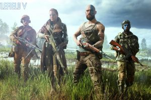 Battlefield V Classes Guide – What's changed in Battlefield V?