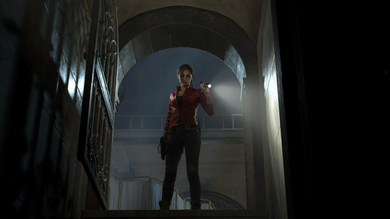 Feast your eyes on these Resident Evil 2 Remake screenshots starring Claire Redfield