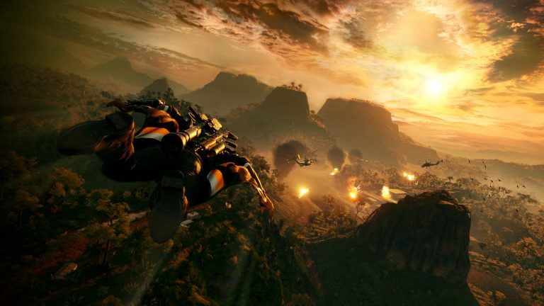 Get ready for extreme weather in Just Cause 4