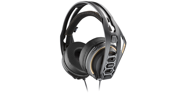 Announcing the Plantronics RIG 300 and RIG 400 Pro headsets