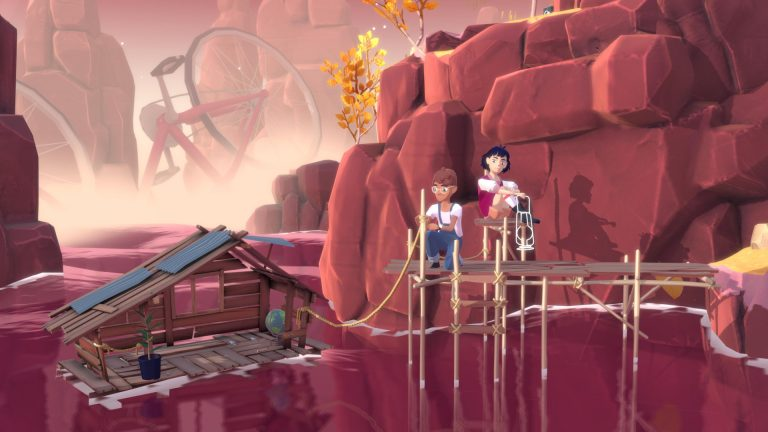 Aussie developed The Gardens Between comes to Switch, PC & PS4 next month