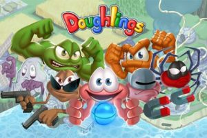 Doughlings Arcade Review – Classic Mash-Up