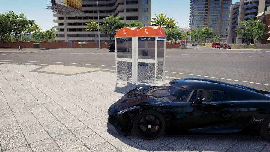 Comparing the Payphones in Forza Horizon 3 and 4