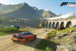Two million players travel to Britain in Forza Horizon 4's first week