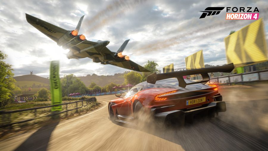 Seasons in Forza Horizon 4 do more than reskin the environment