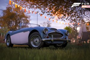 Forza Horizon 4 will receive a major content update every four weeks