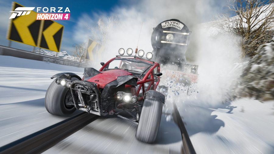 Playground Games has wanted to include seasons in Forza Horizon since the first game