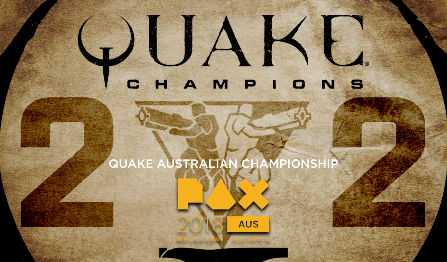 PAX Aus 2018 to host the first Australian Quake Championships