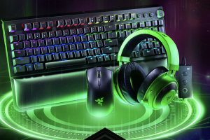 Level up your game with newly announced Razer gear