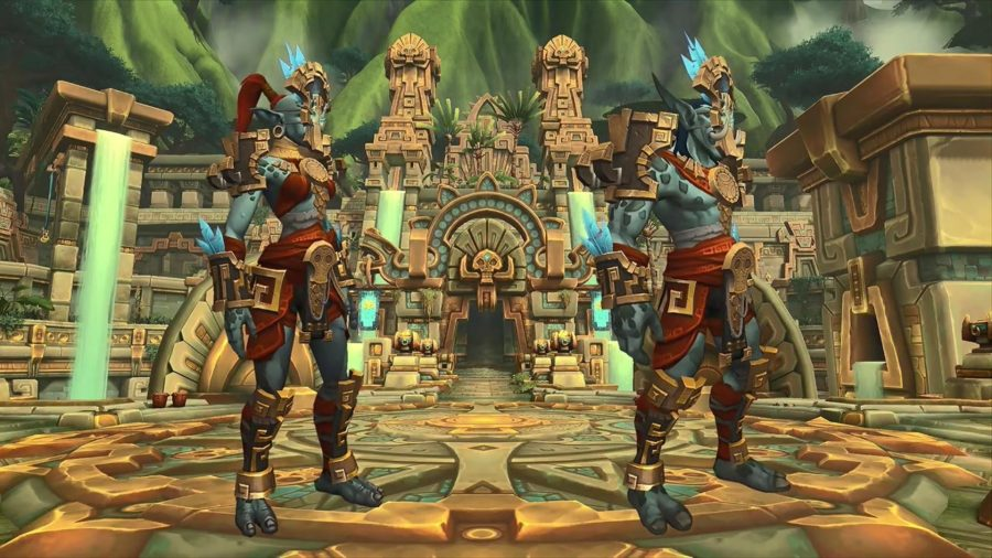 World of Warcraft adds two new Allied Races to Recruit