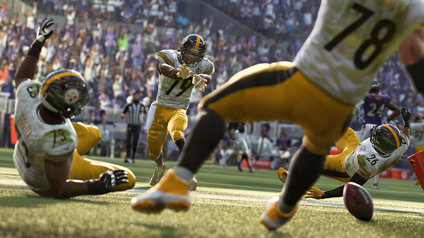 Madden NFL 19 Review – Tossing the Pigskin