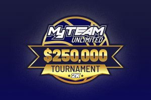 The NBA 2K19 MyTeam Unlimited Tournament will award the winner $250K