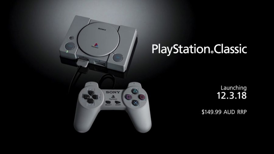 PlayStation Announces the PlayStation Classic