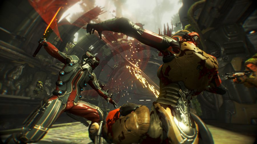 Warframe Guide – Introduction to the story, combat and your ship