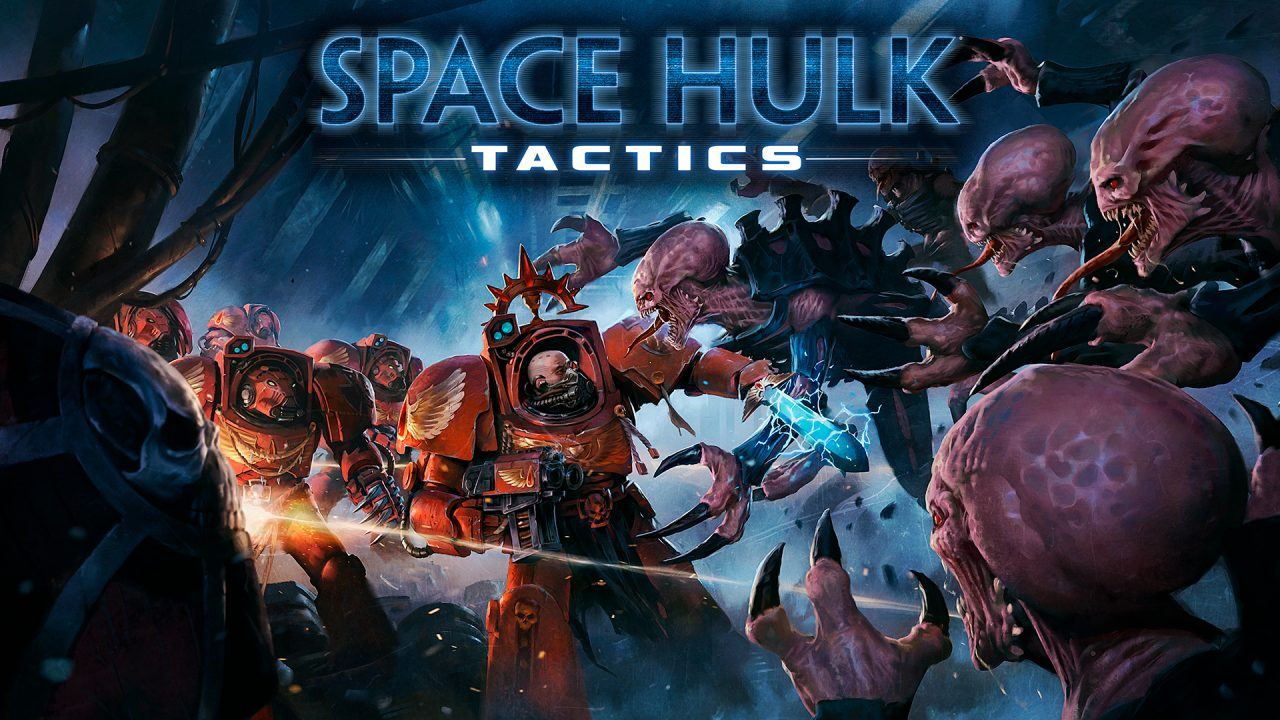 Space Hulk Tactics Review - Grim, not so dark | PowerUp!