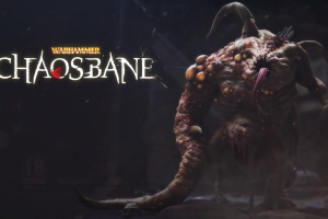 Enter the world of Chaos in Warhammer Chaosbane, coming in 2019