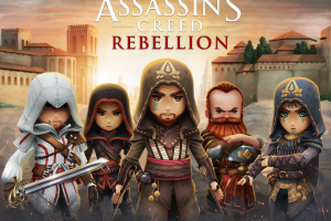 Pre-register now for Assassin's Creed Rebellion on iOS and Android