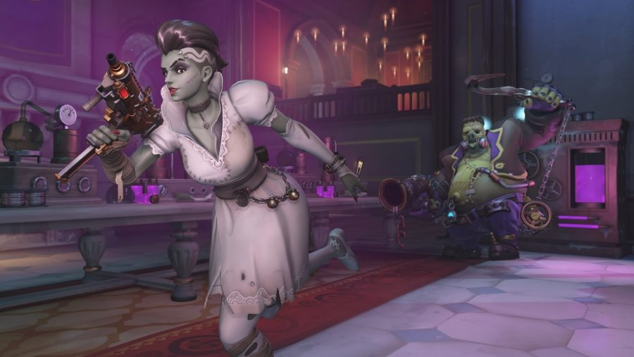 Overwatch Halloween Terror 2018 is live, check out the skins here