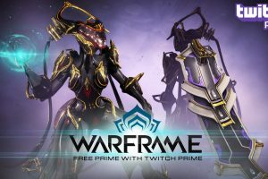 New Twitch Prime bundle coming soon for Warframe