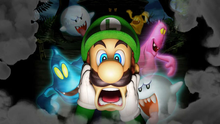Luigi's Mansion Review 3DS – Mariooooooo!
