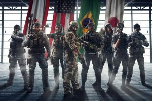 Rainbow Six Siege Year One Operators discounted for a limited time