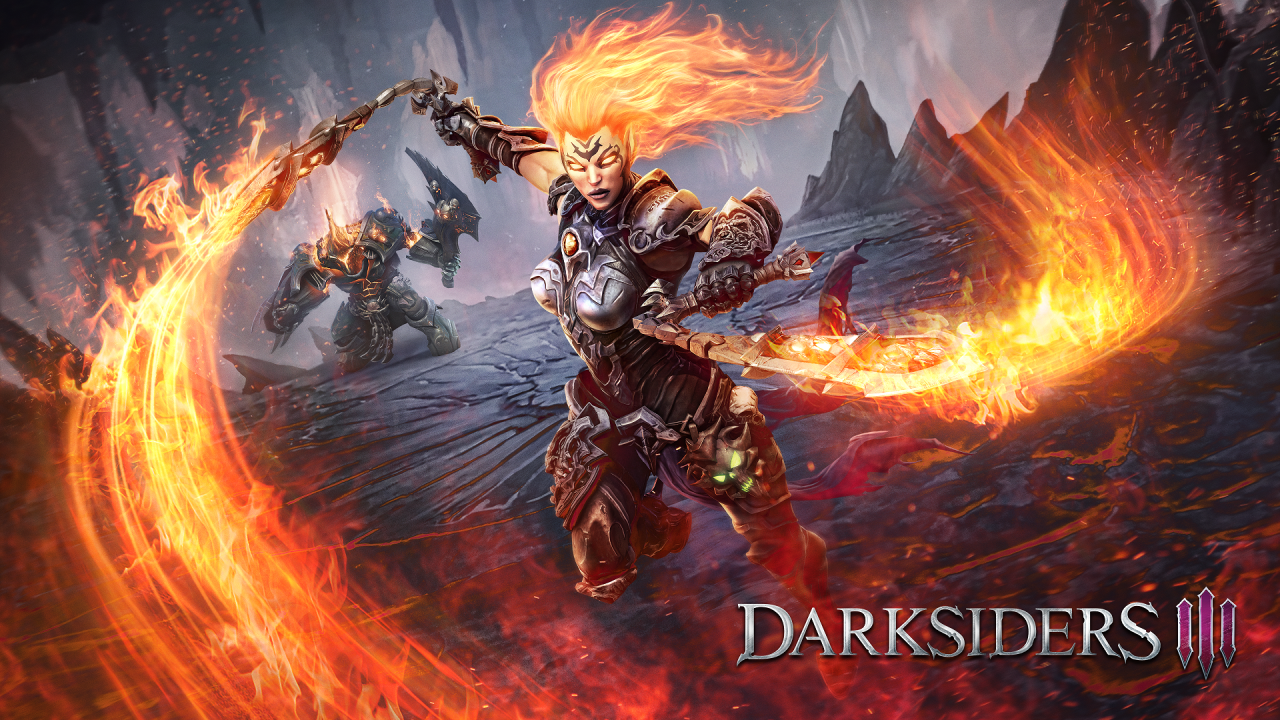 Darksiders 3 Review - Furiously Good | PowerUp!