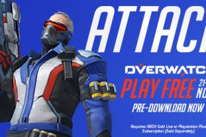 Play Overwatch free from today until next week