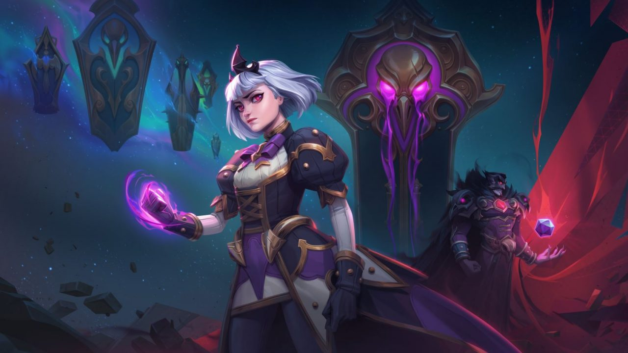 Orphea, Heir Of Raven Court