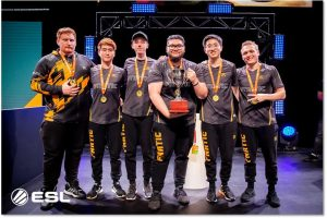 Six Masters 2018 winners FNATIC claim victory at PAX Aus