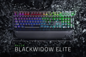 Razer Black Widow Elite Keyboard Review – Precision Perfection