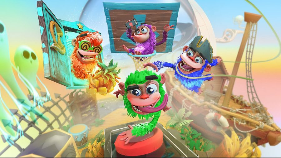 Chimparty Review – Absolutely Bananas