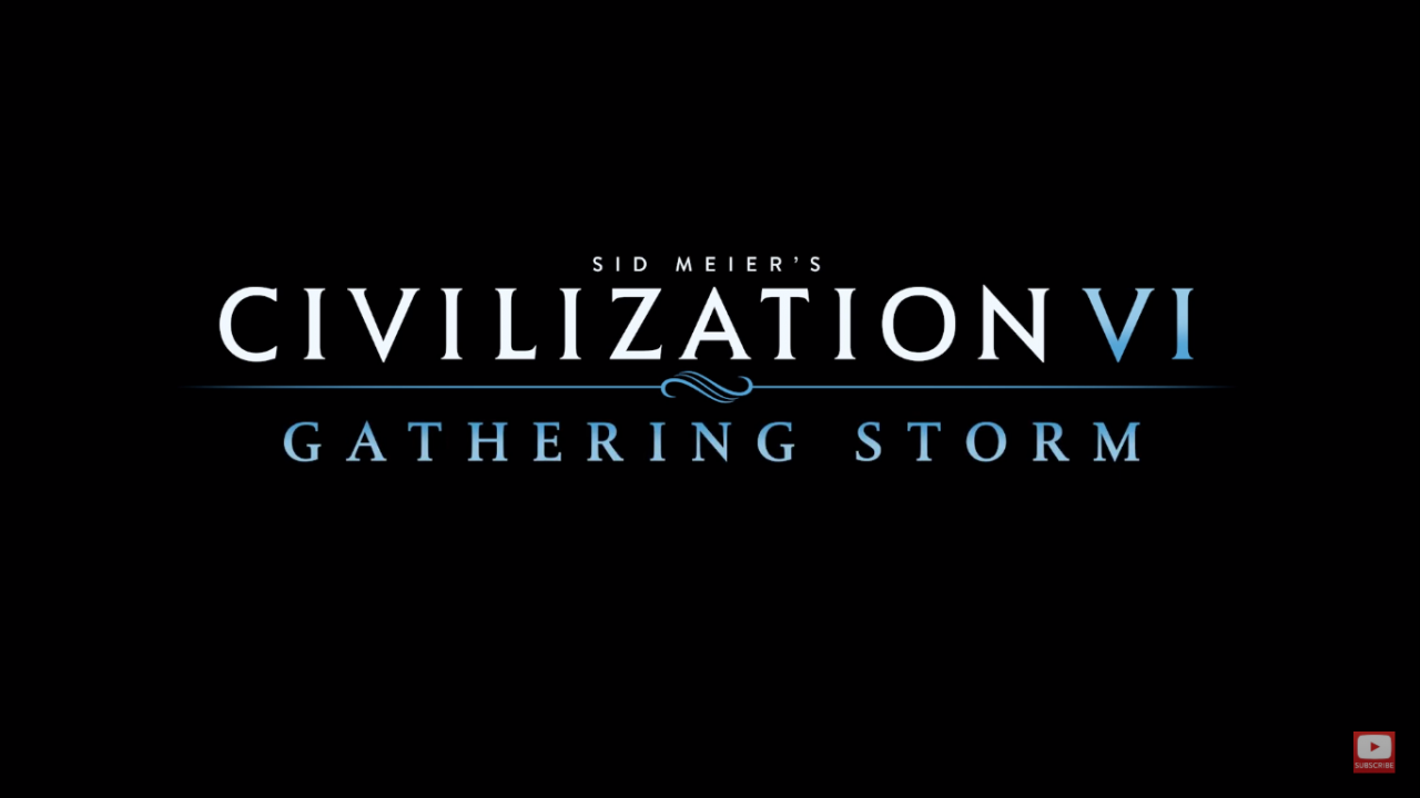 Civilization 6's next expansion is Gathering Storm, coming in