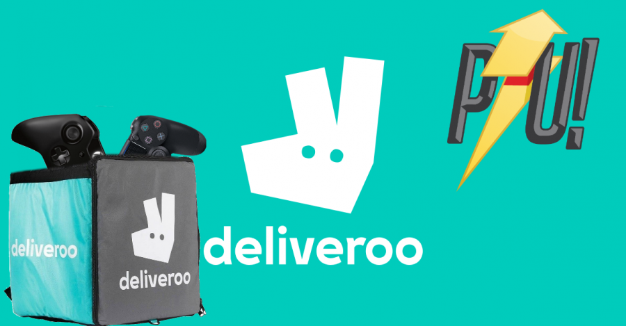 How Deliveroo is the saviour of lazy gamers; feasting tips from streamers Bajo and Tuned