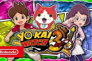 Yo Kai Watch 3 launches for 3DS this December