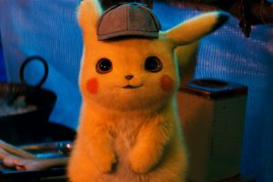 The first trailer from Detective Pikachu looks incredible