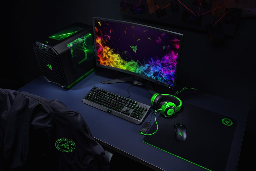 Alexa can now control your Razer Chroma Lighting