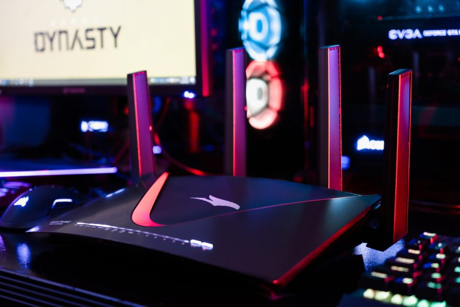 Nighthawk Pro Gaming XR700 router promises wicked fast 10Gigabit home networking
