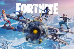 Fortnite Season 7 – Ice Ice Baby