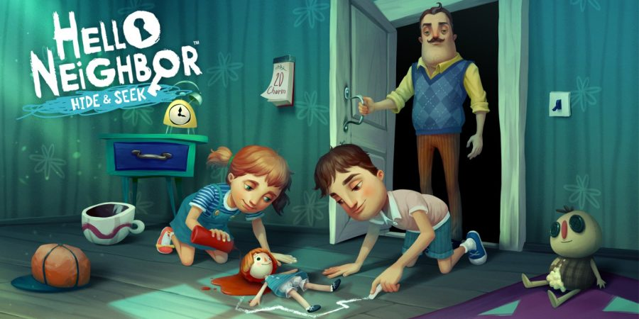 Hello Neighbor Hide and Seek Review – Oh brother!
