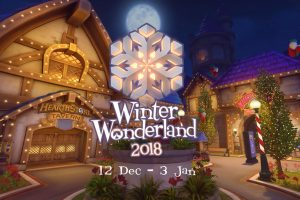 Overwatch Winter Wonderland 2018 begins tomorrow
