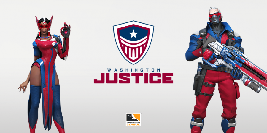 Washington and Vancouver Overwatch League Teams named