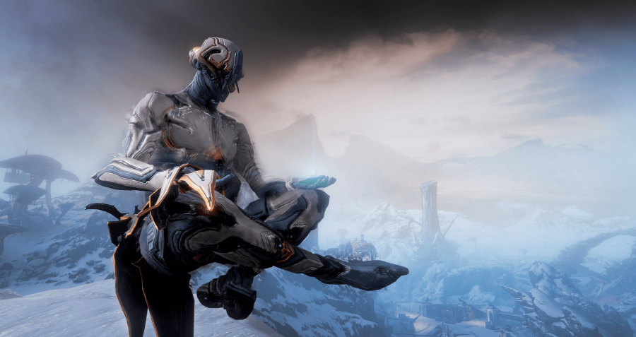 Warframe's Profit Taker Update Hits PCs