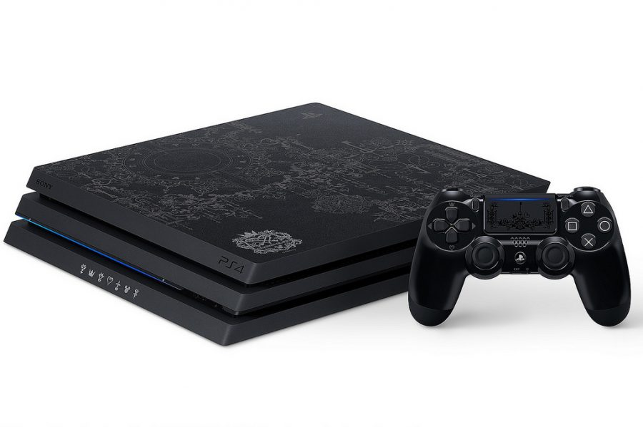 Kingdom Hearts 3 PS4 Pro Limited Edition bundle is coming to Australia
