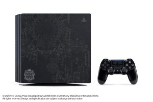 The Kingdom Hearts 3 PS4 Pro Bundle will be available to pre-order at EB Games and JB Hi-Fi