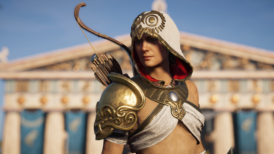Here's all the new content coming to Assassin's Creed Odyssey this month