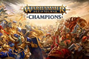Warhammer Age of Sigmar Champions is now available for Switch